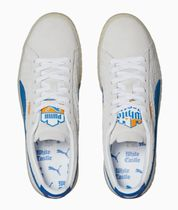 PUMA Suede Street Style Collaboration Plain Logo Sneakers