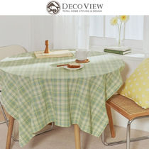 DECO VIEW Unisex Tablecloths & Table Runners