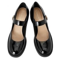 Christian Dior Casual Style Plain Leather Elegant Style Pumps & Mules