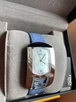 FENDI Formal Style  Casual Style Square Party Style Quartz Watches