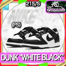 Nike DUNK Unisex Street Style Collaboration Kids Girl Sneakers