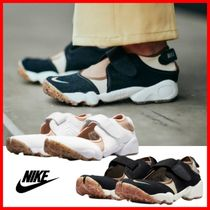 Nike AIR RIFT Casual Style Street Style Logo Sandals
