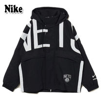 Nike Casual Style Street Style Collaboration Logo Outerwear