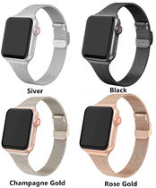 Stainless Apple Watch Belt Watches