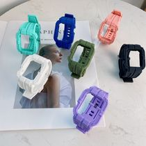 Casual Style Silicon Apple Watch Belt Watches