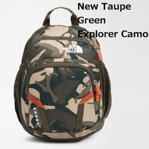 THE NORTH FACE Unisex Khaki Military Kids Girl Bags