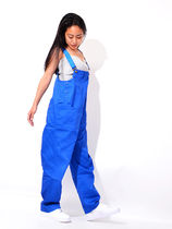 Cookman Unisex Street Style Oversized Overalls & Coveralls
