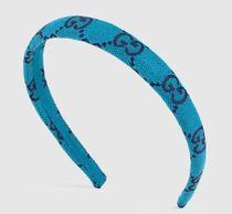 GUCCI Casual Style Party Style Elegant Style Headbands