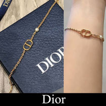 Christian Dior Costume Jewelry Casual Style Party Style Elegant Style