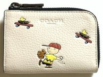 Coach Collaboration Other Animal Patterns Leather