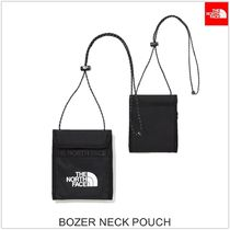 THE NORTH FACE Unisex Street Style Logo Wallets & Card Holders