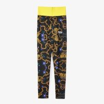 adidas Printed Pants Flower Patterns Leopard Patterns Casual Style