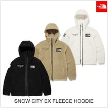 THE NORTH FACE SNOW CITY Casual Style Unisex Logo Jackets