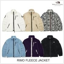THE NORTH FACE RIMO Leopard Patterns Casual Style Unisex Medium Logo Jackets
