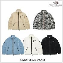 THE NORTH FACE RIMO Leopard Patterns Unisex Logo Jackets