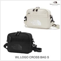 THE NORTH FACE WHITE LABEL Unisex Street Style Small Shoulder Bag Logo