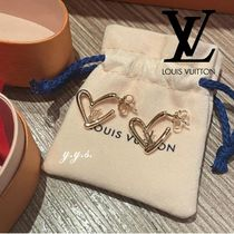 Louis Vuitton Costume Jewelry Casual Style Street Style Party Style