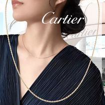 Cartier Costume Jewelry Casual Style Unisex Party Style 18K Gold