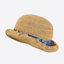 Christian Dior Blended Fabrics Street Style Straw Hats