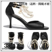 CHANEL Open shoes
