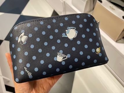 kate spade new york Pouches & Cosmetic Bags Dots PVC Clothing Pouches & Cosmetic Bags 3