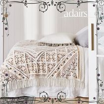 Adairs Unisex Fringes Morroccan Style Throws