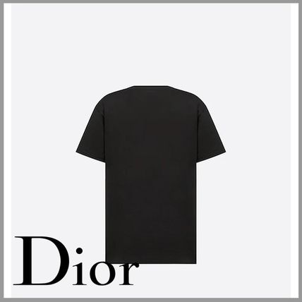 DIOR HOMME More T-Shirts Oversized dior and peter doig t-shirt 2