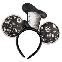 LOUNGE FLY Casual Style Blended Fabrics Collaboration Hair Accessories