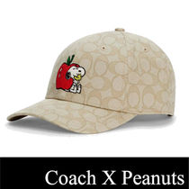 Coach Street Style Collaboration Caps