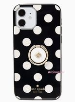 kate spade new york Dots Bunker Ring Tech Accessories
