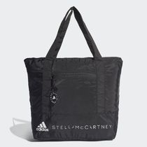 adidas by Stella McCartney Casual Style Street Style Collaboration Plain Logo Totes