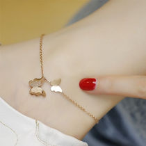 Casual Style Elegant Style Anklets