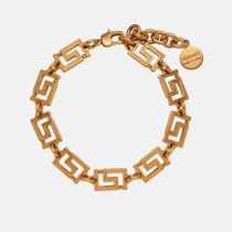 VERSACE Unisex Street Style Anklets