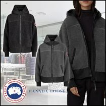 CANADA GOOSE Casual Style Street Style Medium Party Style Office Style