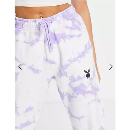 Missguided More Bottoms Casual Style Tie-dye Bottoms 3