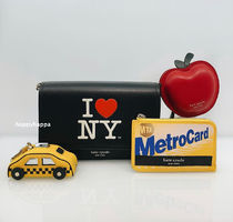 kate spade new york Card Holders Plain Leather Small Wallet Card Holders 10
