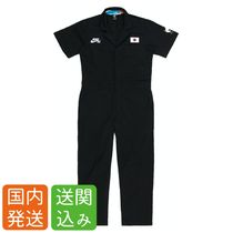 Nike Street Style Collaboration Logo Overalls & Coveralls