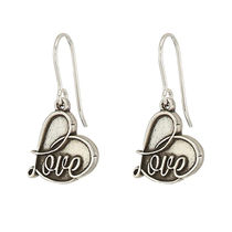 Alex and Ani Party Style Silver Office Style Earrings