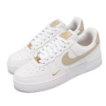 Nike AIR FORCE 1 Platform Lace-up Casual Style Street Style Logo