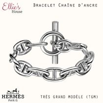 HERMES Chaine dAncre Chaine d'Ancre bracelet, very large model