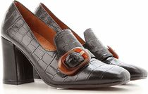 CHIE MIHARA Leather High Heel Pumps & Mules