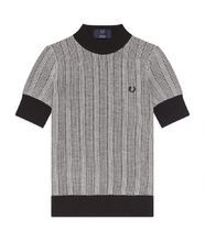 FRED PERRY Logo Tops