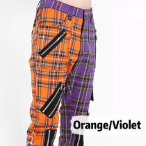 TRIPP NYC Other Plaid Patterns Casual Style Unisex Street Style
