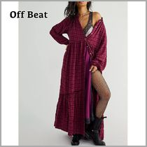 Free People Gingham Stripes Casual Style Street Style Formal Style