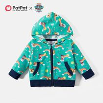 PatPat Unisex Collaboration Baby Girl Outerwear