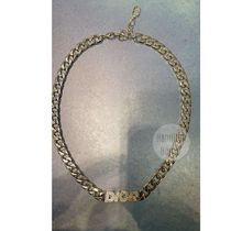 Christian Dior Logo Necklaces & Chokers