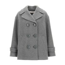 See by Chloe Casual Style Plain Office Style Formal Style  Peacoats