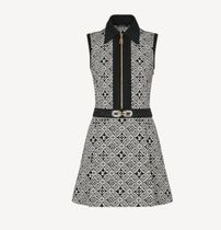 Louis Vuitton Since 1854 Fit-And-Flare Mini Dress