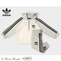 adidas Unisex Street Style Co-ord Baby Girl Dresses & Rompers