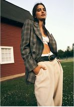 Free People Gingham Glen Patterns Other Plaid Patterns Casual Style